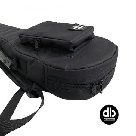 Dundun Bags Black-Rasta set of 3